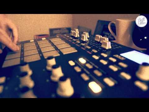 Beat Gates - MPD32 Session 01 // Jazz Hip-Hop Beat