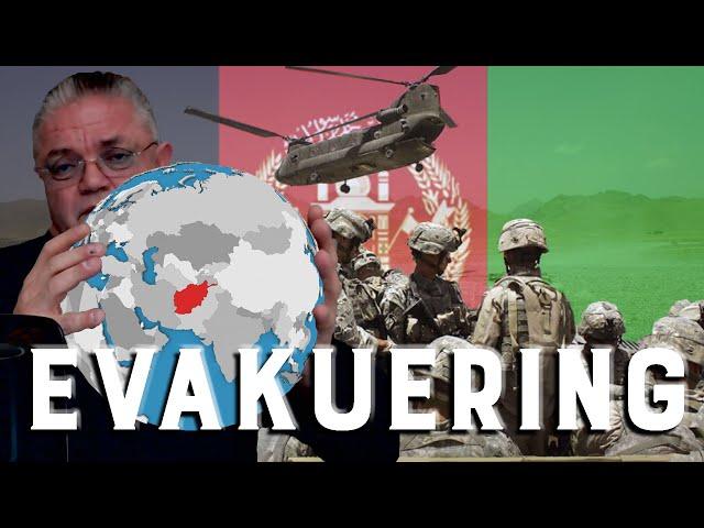 Kina avser att erkänna en Talibansk regering per omgående - Carl Norberg 2021-08-16
