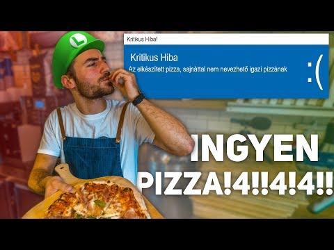 Luigi, a profi pizzakészítő mester! | IHNIH
