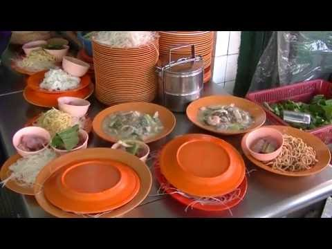 Silky Smooth Flat Rice Noodles (Wat Tan Hor) & Fried Noodles, Noisy Hawker, Simee Village