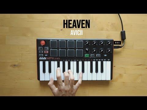 Heaven - Avicii (Cover) [REMAKE]
