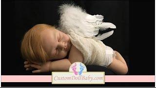 lifelike reborn memorial doll hades timothy patrick
