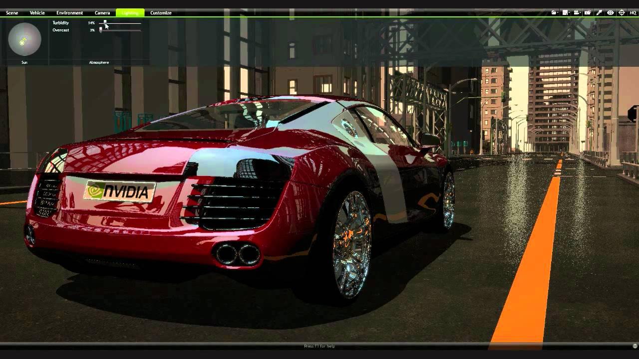 Audi R8 (soundtrack Senstation