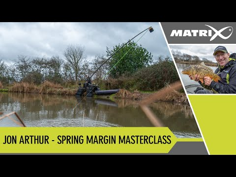 *** Coarse & Match Fishing TV *** JON ARTHUR - SPRING MARGIN MASTERCLASS
