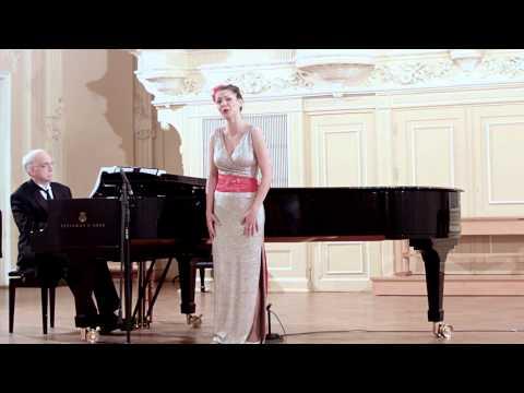 Elena Mindlina/David Witten/St.-Petersburg Conservatory/Nikolai Tcherepnin SEVEN JAPANESE LYRICS 3