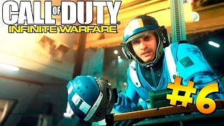 Call Of Duty Infinite Warfare #6 Campaña Mision 6 | Gameplay en Español | PC 1080p