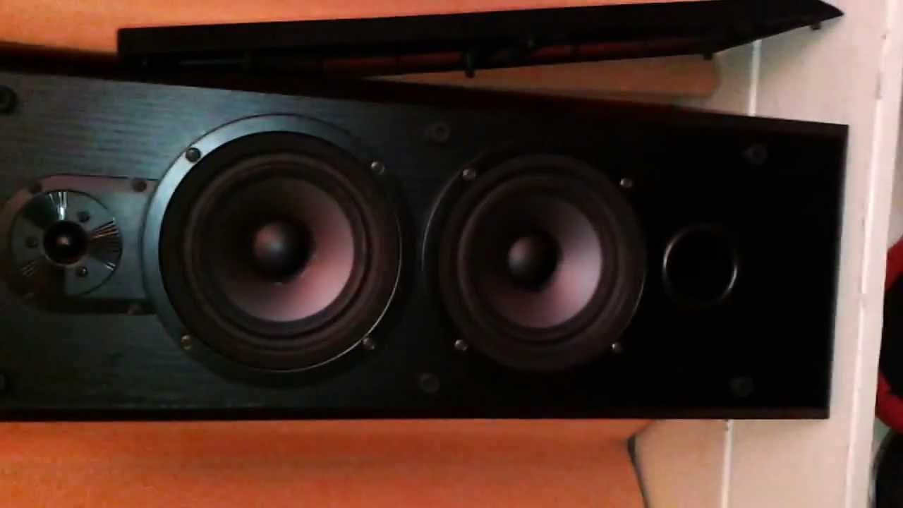 Bowers Wilkins Speakers >> Bowers & Wilkins speakers playing nice loud (V201 and V203 ...