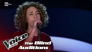 "Mara Sottocornola ""The waves"" - Blind Auditions #3 - The Voice of Italy 2018"