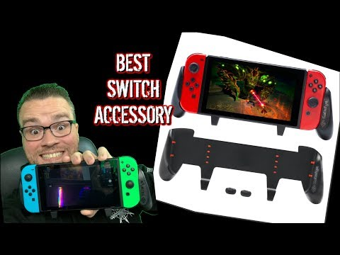 Satisfye Nintendo Switch Grip Unboxing and Review