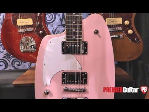 NAMM '18 - PureSalem Guitars Cardinal Bass & Levitation 12-String Demos