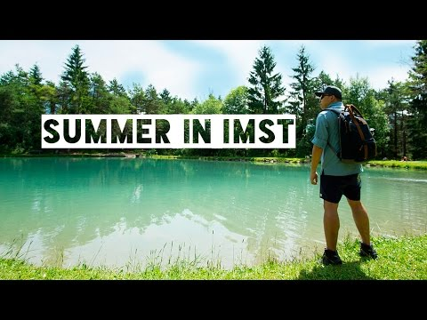 Travel: Summer in Imst, Austria (Alpine Coaster Adventure)