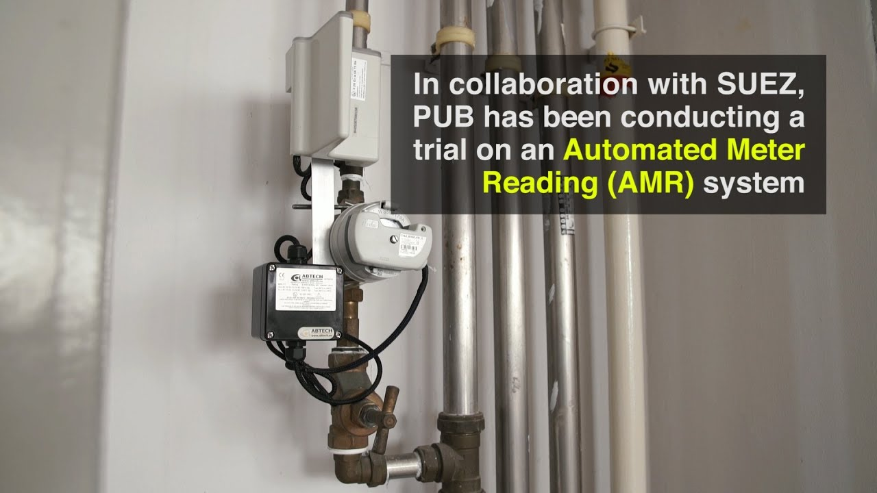 Automated Meter Reading (AMR) Trial
