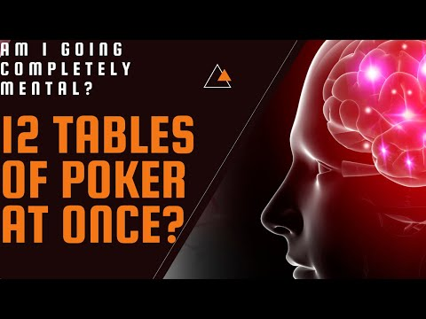 Crush The Micros NL10 12-table Poker Session On Europe-Bet With Commentary!