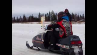 Ashtons First race