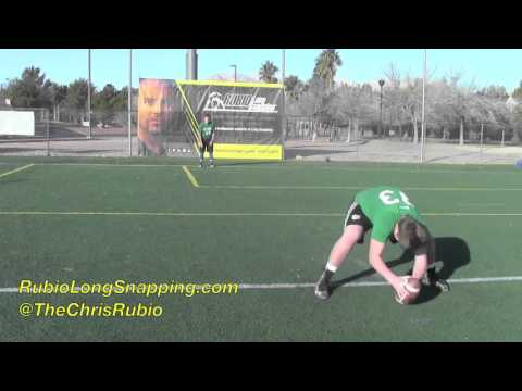 Rubio Long Snapping, Jack McCauley, VEGAS XXVII