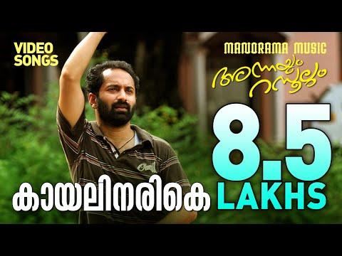 Kayalinarike song from film Annayum Rasoolum