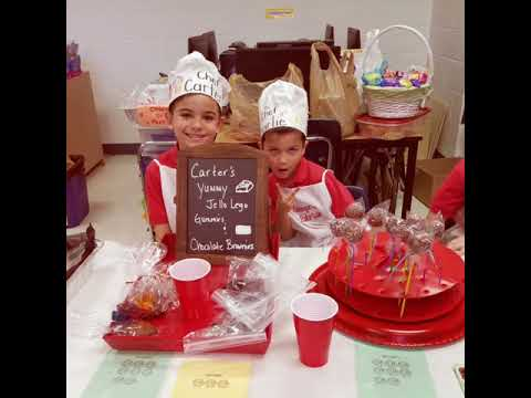 Annunciation Catholic Academy Kindergarten Bake Sale 2018