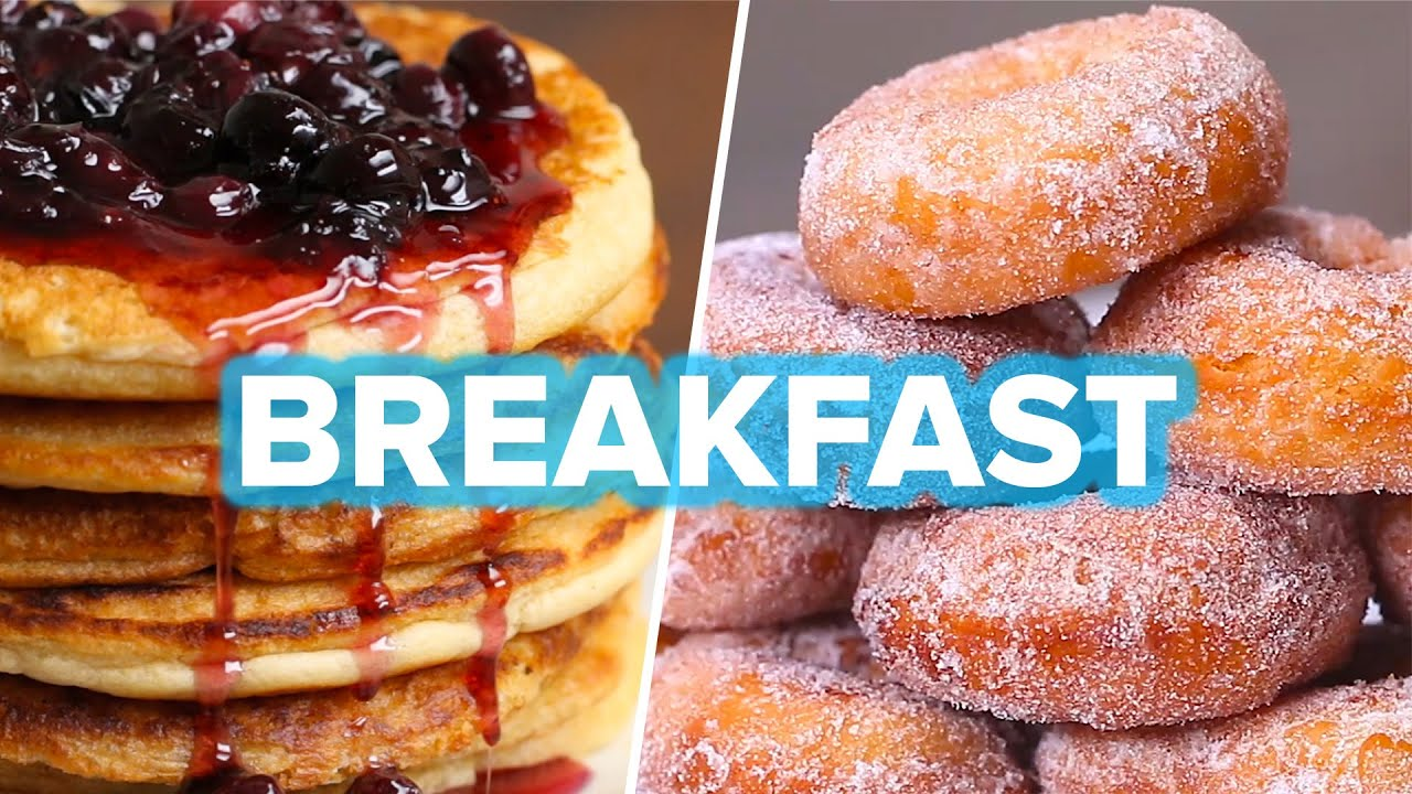 6 Amazing Dairy-Free Breakfasts