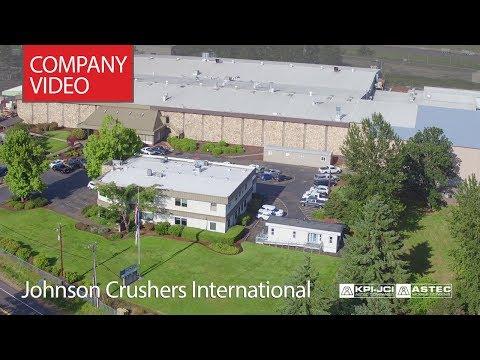 Johnson Crushers International Company Video
