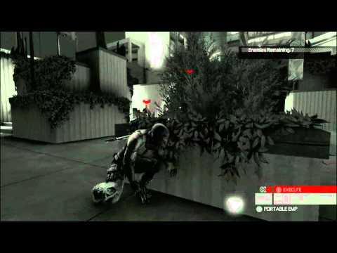 Splinter Cell Conviction - Gameplay - Deniable Ops - Russian mission - 1/4 - PC