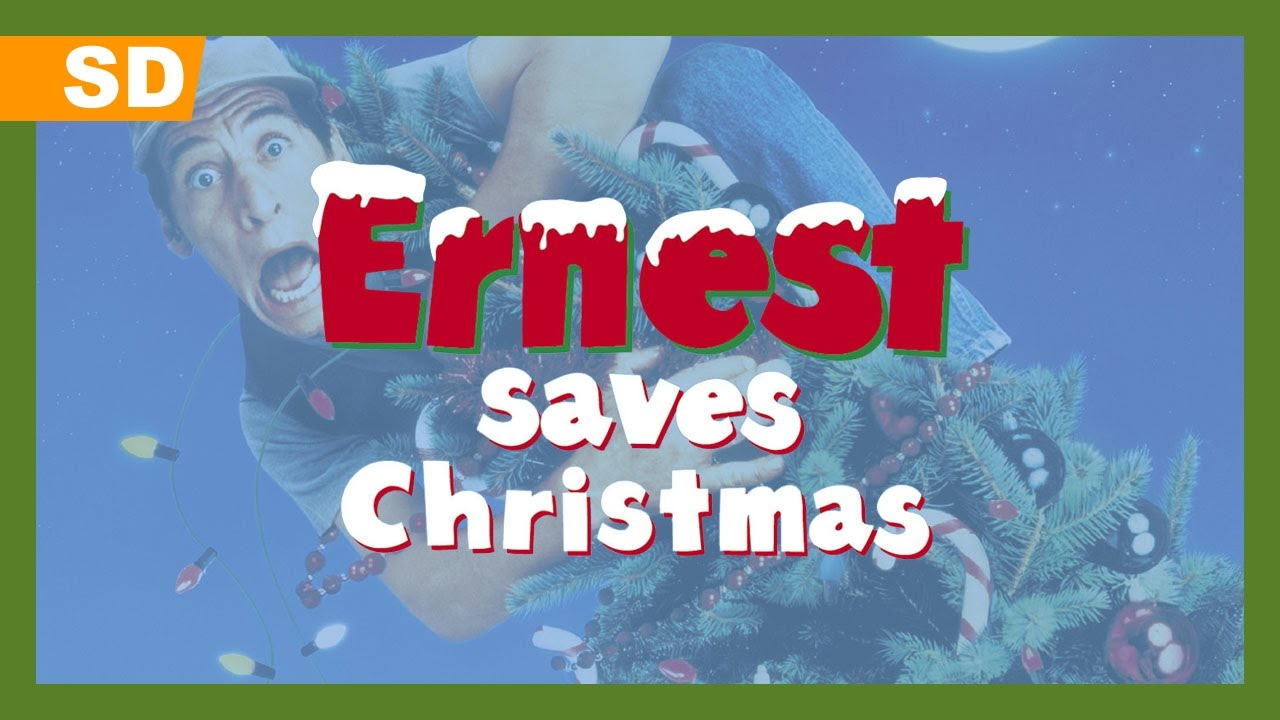 Ernest Saves Christmas (1988) Trailer - YouTube