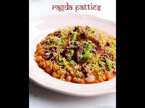 Ragda pattice recipe