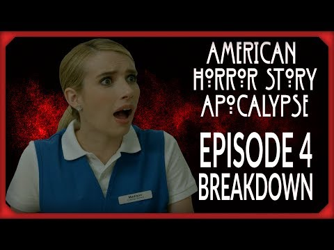 AHS: Apocalypse Episode 4 Breakdown And Details You Missed!