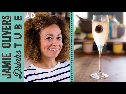 French 75 Gin & Champagne Cocktail | Shev