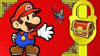 Super Paper Mario - The Hidden Chest