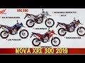 Nova Honda XRE 300 2019 - Lançamento!
