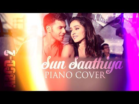 Sun Saathiya - ABCD 2 | Piano Cover | Neil Bhatt