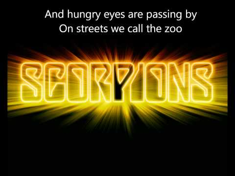 Scorpions  The Zoo W Lyrics