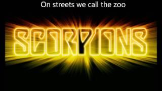 Scorpions - The Zoo /W Lyrics
