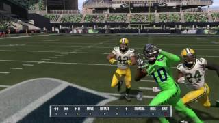 100 Percent Proof EA games are scripted Part2 Madden 17