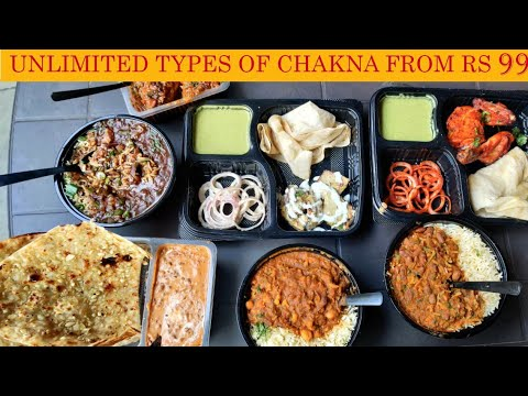 Unlimited Chaknas from Rs 99 only