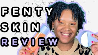 Is Fenty Skin Worth It? | Real & Authentic First Impressions