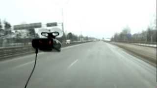 радар-детектор Neoline X-COP 7000. «Крис П» на Киевском шоссе