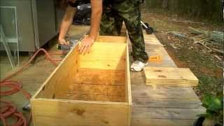 How To Make A Shelf Out Of Recycled Wood