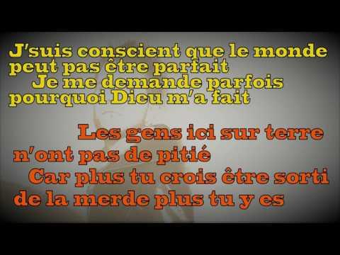 Keen'V - j'suis conscient (Officiel Vidéo Lyrics)