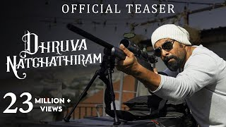 Dhruva Natchathiram Teaser HD | Vikram, GVM
