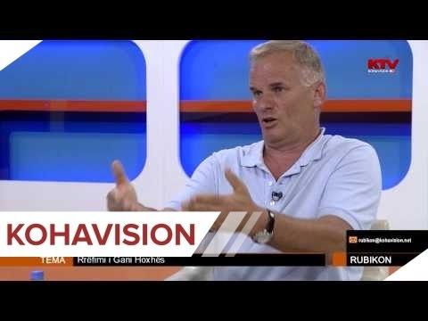 RUBIKON - RREFIMI I GANI HOXHES 28.07.2015