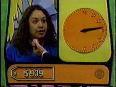 The Price is Right - Clock Game