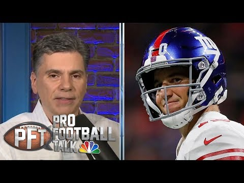PFT Draft: Best moments from Eli Manning's career   Pro Football Talk   NBC Sports