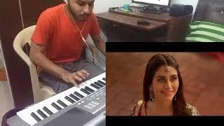 loveratri song piano cover || Darshan Raval || AAVI NAVRATRI SONG