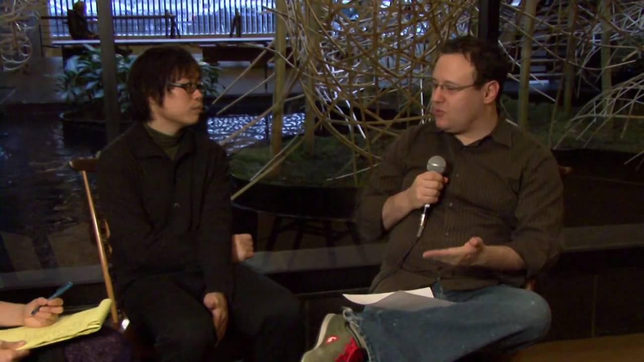 Interview with chelftisch theater director Toshiki Okada
