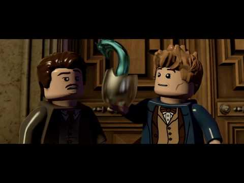 LEGO DIMENSIONS FANTASTIC BEASTS AND WHERE TO FIND THEM GAMEPLAY NO COMMENTARY