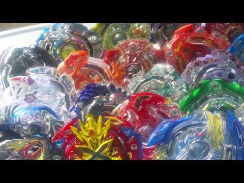 EPIC Beyblade Burst Knockout Tournament With ALL DUAL LAYER BEYS!