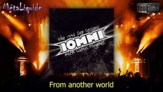 Tony Iommi Feat. Glenn Hughes - From Another World (Lyrics) - MétaLiqude