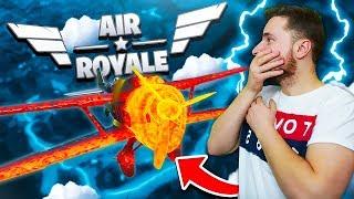 AIR ROYALE EN SERVEUR PRIVÉ SUR FORTNITE !!