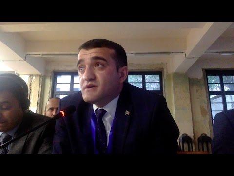 Əhməd Şahiov ATƏT-in Tbilisi toplantısında media azadlığı barədə fikirlərini bölüşüb